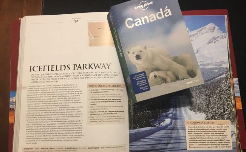 Próxima viagem confirmada:  Canadá e Estados Unidos de motorhome!