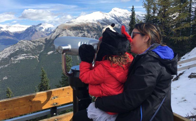 Banff, Alberta, Canadá: Montanhas Rochosas de motorhome, com crianças (onde dormir, o que fazer, onde comer) – parte 1