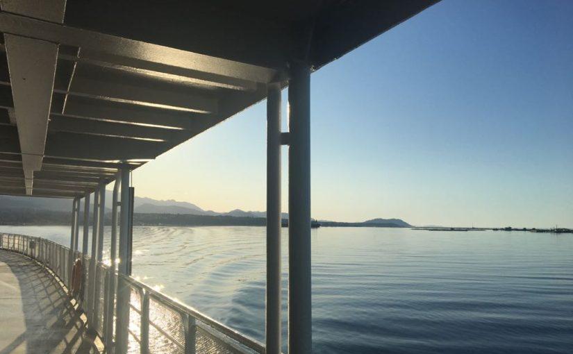 Dos Estados Unidos para o Canadá de ferry e de motorhome: como é a travessia de Port Angeles a Victoria